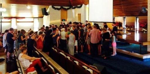 St Lukes farewell